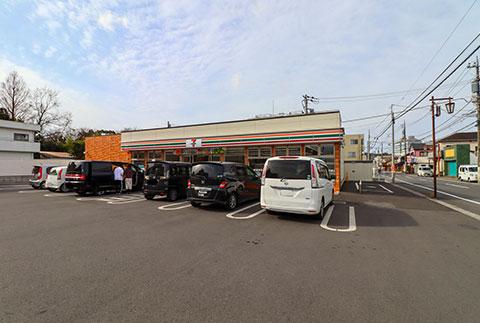 セブンイレブン茂原銀座店約150m