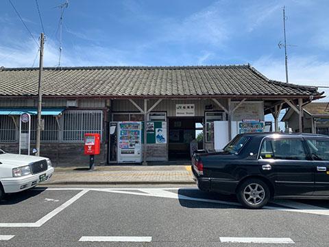 JR松尾駅徒歩約4分