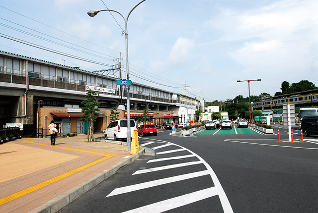 JR大網駅約2000m