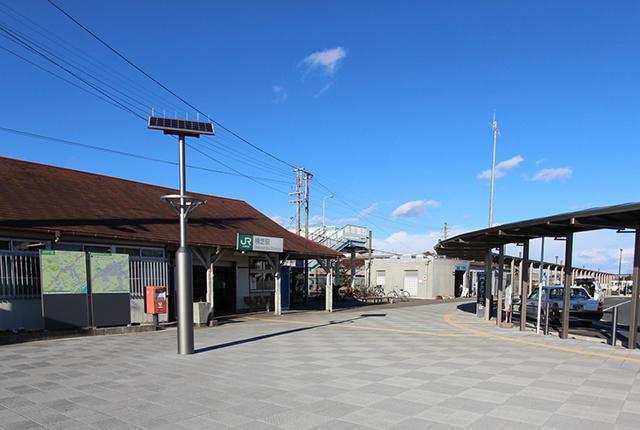 JR横芝駅約2.0km
