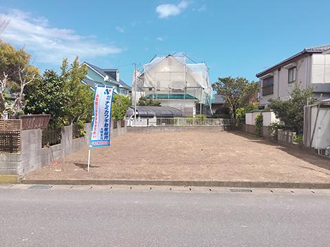 大網白里市北飯塚現地写真